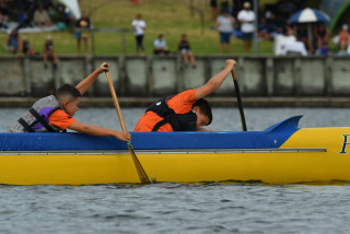 Results from Day 1 and Lane Draw for Day 2 available online